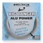 Bespanning met Big Banger Alu Power 1.25